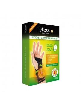 LYTESS CIBLE ACTIVE POIGNET DE MAINTIEN APAISANTE - NOIR, TAILLE: T2 POI0DEC02A051/000-NOI-T1
