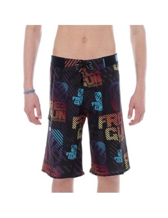 Freegun boardshort maillot de bain garcon taille 8 - Chambre garcon 10 ans ...