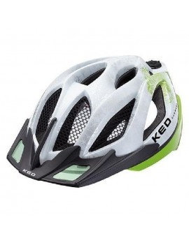 KED CASQUE SPIRI TWO - VERT / PERLE, TAILLE: L 55-61 CM 17302153