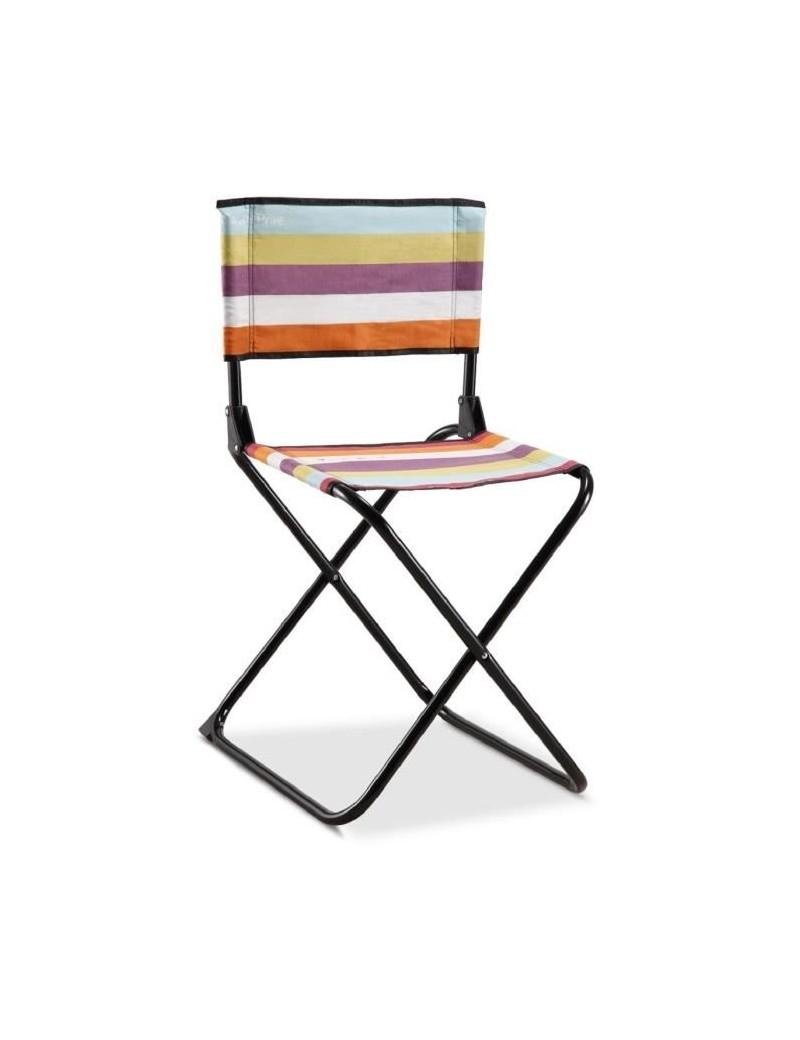 Chaise pliante camping toile tendu 522l for Chaise de camping pliante
