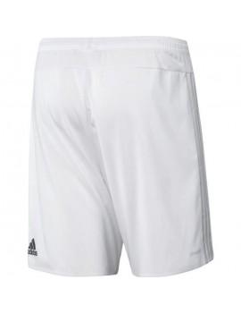 SHORT DE FOOTBALL REAL DOMICILE 15 - REPLIQUE - BLANC, TAILLE: XL 2002006831235