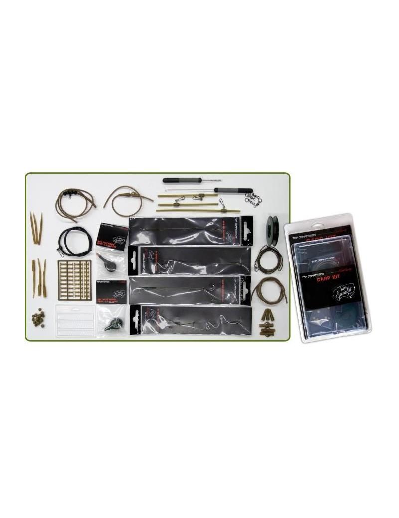 lineaeffe kit complet pour la peche a la carpe 4990335. Black Bedroom Furniture Sets. Home Design Ideas