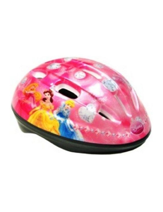 Casque velo enfant princess 50 56 cm pik10826 for Housse de velo intersport