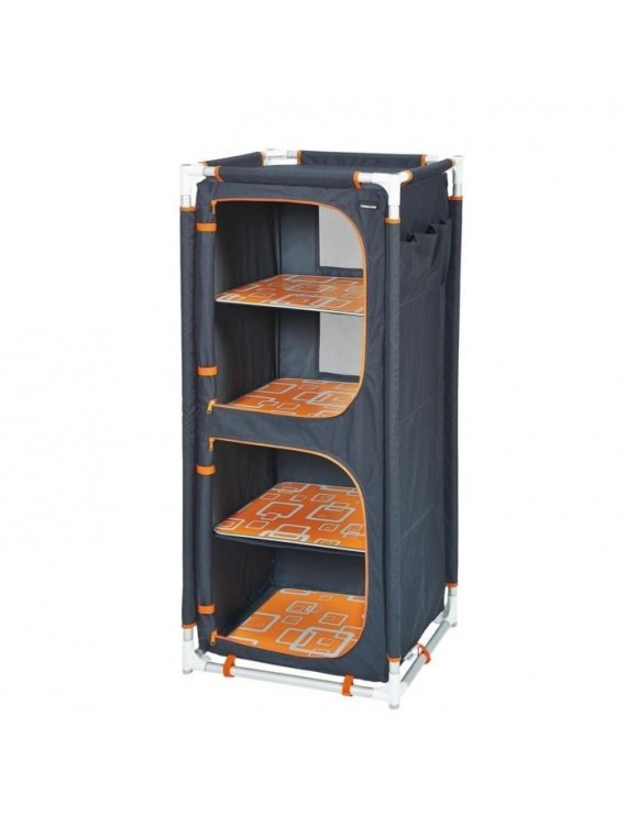 Trigano meuble camping de rangement 768 for Meuble camping cuisine