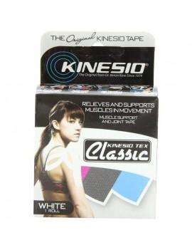 KINESIO BANDE THERAPEUTIQUE BLANC 5 X 400 CM KIN/011