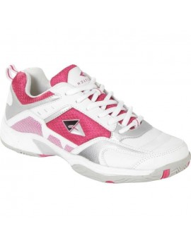 CHAUSSURE TENNIS FEMME ATENIS 103 - BLANC, TAILLE: 38 12326640103