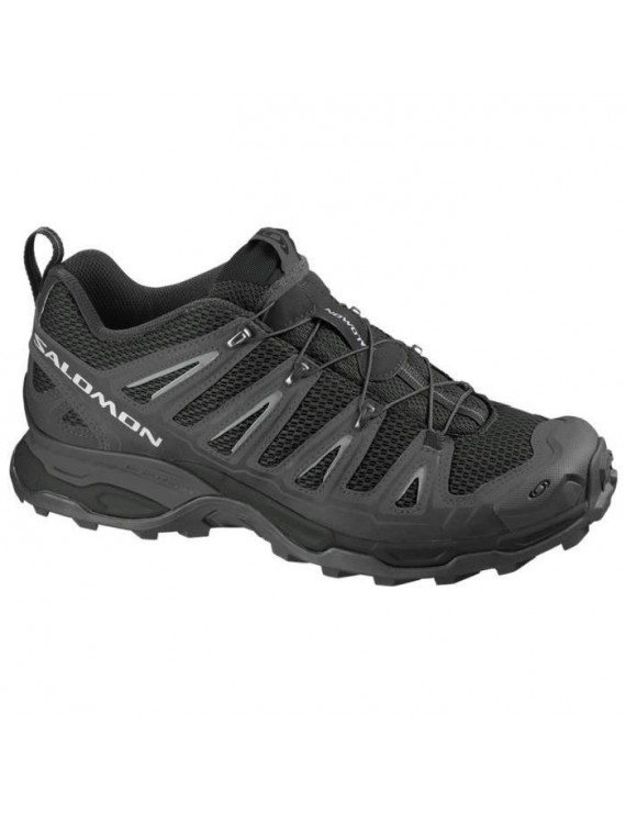 SALOMON CHAUSSURES X ULTRA 2 - HOMME - GRIS, TAILLE: 43 1/3 371627