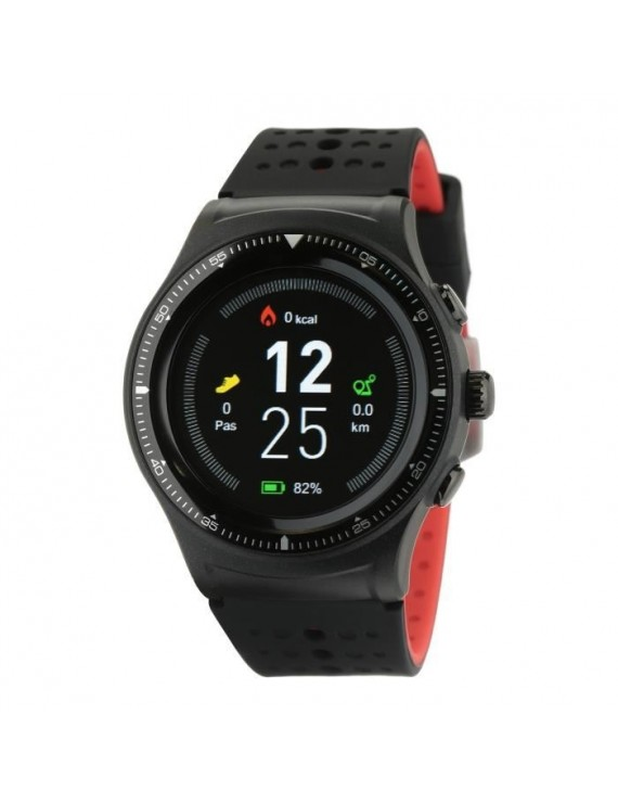 WEEPLUG MONTRE SPORT CONNECTEE EXPLORER - BLEUTOOTH - ROUGE WP06575
