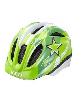 KED CASQUE MEGGY STARS - VERT, TAILLE: S 46-51 CM 17409179XS