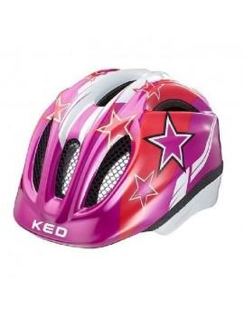 KED CASQUE MEGGY STARS - VIOLET, TAILLE: XS 44-49 CM 17409180XS