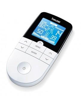 EM 49 - APPAREIL NUMERIQUE TENS/EMS 4 ELECTRODES BEURER