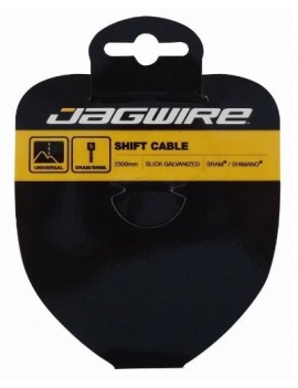 JAGWIRE CABLE DE FREIN SLICK STAINLESS - MONTAGNE - 1.5 X 3500 MM 94SS3500