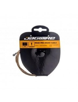 JAGWIRE CABLE DE FREIN PRO POLISHED - ROUTE - 1.5 X 1700 MM 96PS1700
