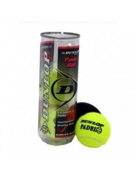 DUNLOP LOT DE 4 BALLES DE TENNIS CLUB ALL COURT 603111