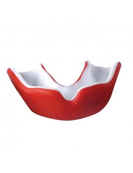 GILBERT PROTEGE-DENTS VIRTUO DUAL DENSITY - ROUGE / BLANC 43117-69