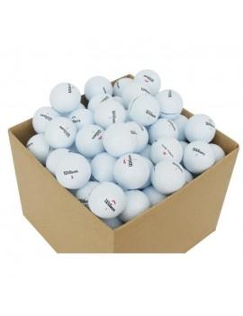 SECOND CHANCE 6 BALLES DE GOLF WILSON MIX VAL-6-BOX-WILS-MIX