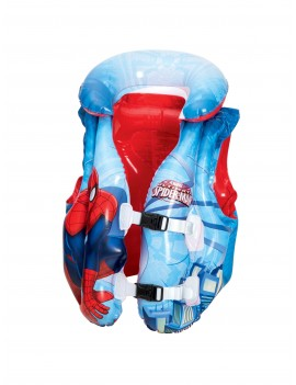 BESTWAY SPIDERMAN GILET DE NATATION 18717
