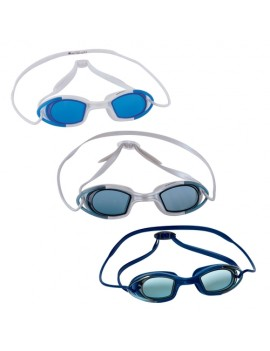 BESTWAY LUNETTES HYDRO-PRO DOMINATOR ADULTE - 3 COULEURS ASSORTIES 21026