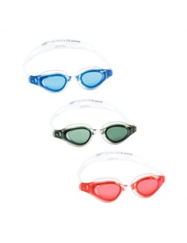 BESTWAY LUNETTES WAVE JUNIOR - 3 COULEURS ASSORTIES 21068