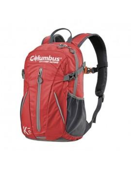 COLUMBUS SAC A DOS K10 - ROUGE A09056