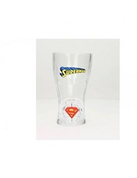 SD TOYS - VERRE DC UNIVERSE - SUPERMAN LOGO ROTATIF - 8436546890454