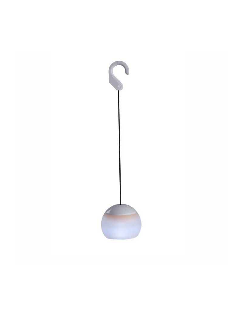 lampe suspension - flexible - 4 led lumiere eclairage exterieur