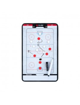 PURE2IMPROVE COACHBOARD HOCKEY SUR GLACE - BLANC P2I100640