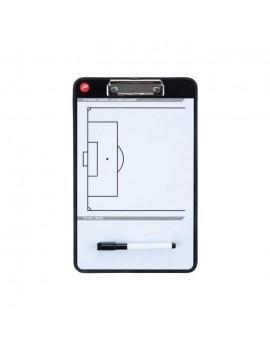 PURE2IMPROVE COACHBOARD FOOTBALL - VERT/BLANC P2I100680