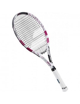 BABOLAT RAQUETTE DE TENNIS PURE DRIVE PINK GT - BLANC / ROSE, TAILLE: 3 4 3/8in 101207-184