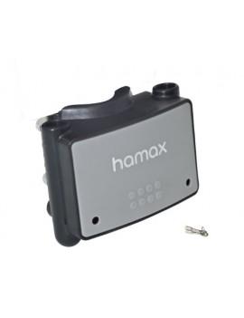 HAMAX HAM604002 FIXATION SIEGE ENFANT-CADRE DE VELO NOIR/GRIS