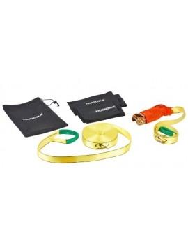 HUDORA 76656 SLACKLINE AVEC PROTECTION DE TRONC DARBRE