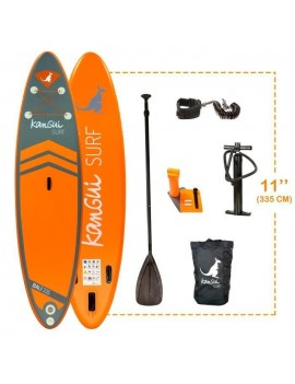 KANGUI STAND UP PADDLE BALI 335CM PACK COMPLET SUP BALI 335CM J0002