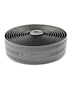 LIZARD SKINS DSP BAR TAPE GUIDON GRIS 3,2 MM