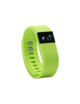 WEEPLUG BRACELET SPORT CONNECTE BLUETOOTH SB7 VERT WP07084