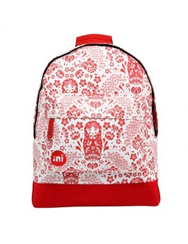 MI-PAC COLLECTION ELOISE ROBERTS SAC A DOS RUSSION DOLL N/R NATURAL RED