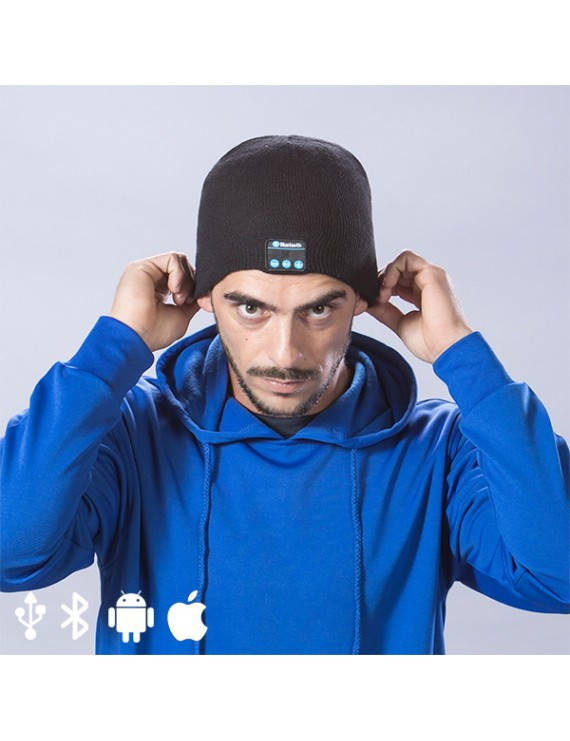 Bonnet de Sport avec Bluetooth 145364